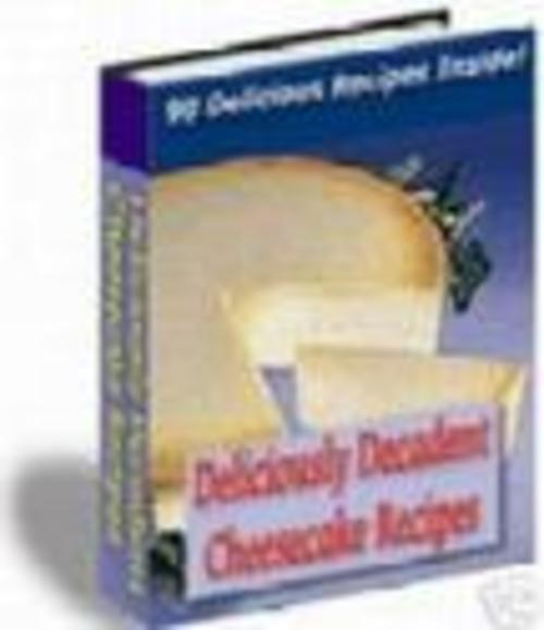 Product picture Ultimate Cheesecake Recipes